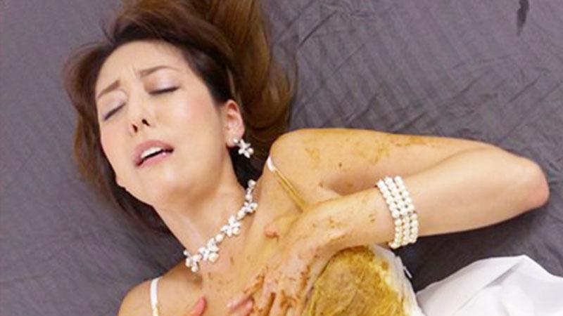 【朝桐光】超高級巨乳スカトロソープ:顔まで糞まみれになりながら夢のスカトロFUCK!
